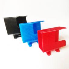 3D Printed GoPro 7 Mount