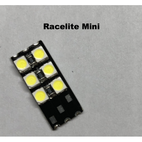 Racelite Mini LEDs for RaceWire Mini