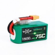 Acehe 1500mAh 4S 75C-150C LiPo Battery