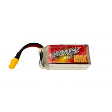 Thunder Power 1100mAh 6S Adrenaline LiPo