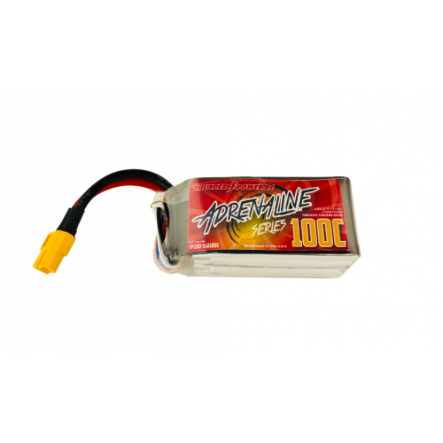 Thunder Power 1100mAh 6S Adrenaline LiPo