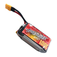 Thunder Power 1300mAh 4S Adrenaline LiPo - Version 2