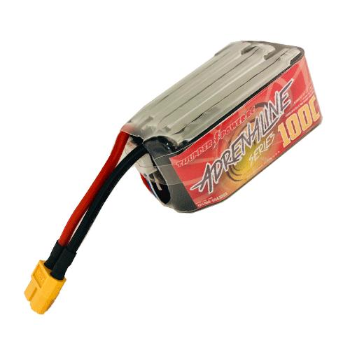Thunder Power 1300mAh 6S Adrenaline LiPo