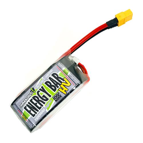 Thunder Power 1500mAh 5S Ummagawd Energy Bar LiPo