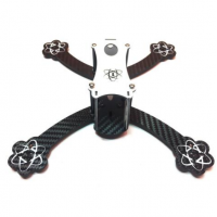 "Space One FPV Meteor 5"" X Frame"