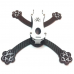 """Space One FPV Meteor 5"""" X Frame"""