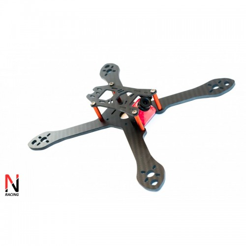 "NRacing Ukiyo 220 (5"") - Stretched X racing frame"