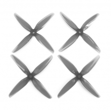 HQProp DP 4.8x3.4x4 Propellers (Grey)