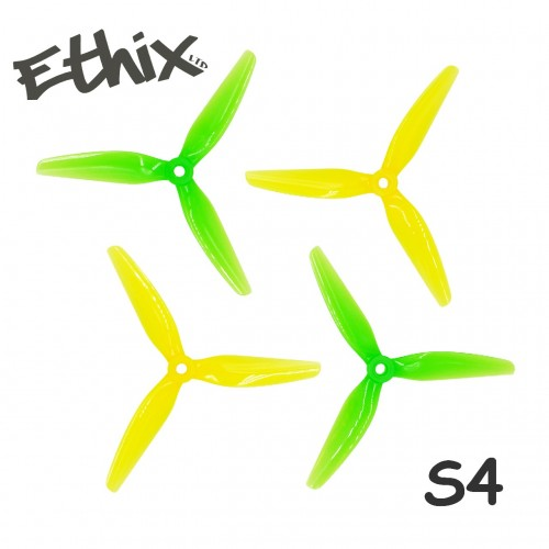 Ethix Mr Steele S4 Lemon Lime Propellers