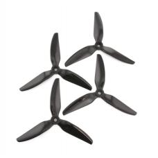 HQProp DP 5x4.5x3 PC V1S Propeller - 3 Blade (2CW+2CCW/Bag)