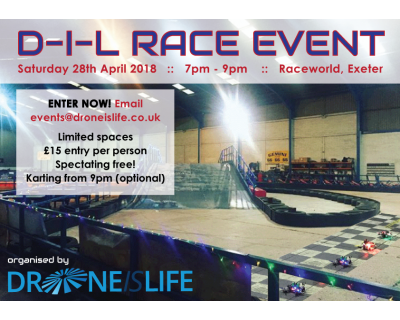 Race Event: April 2018: Raceworld