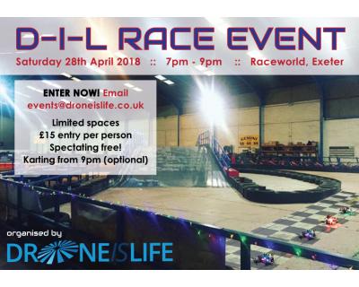 Race Event: April 2018: Raceworld